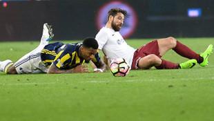Fenerbahçe-Trabzonspor: 1-1
