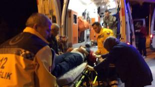 Manisa'da askerler yine hastaneye kaldırıldı