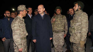Bakan Soylu: 10 terörist öldürüldü