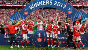 FA Cup Arsenal'in !