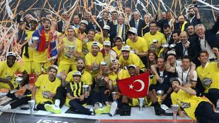 Fenerbahçe Avrupa Ligi kupasını anıtlaştırılacak