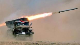 Esed rejimi Türkmendağı'nı bombaladı