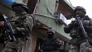 Türkiye'ye sızmak üzereyken yakalandılar