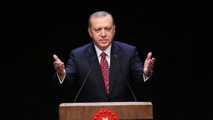 Erdoğan yeniden AK Parti Genel Merkezi'nde