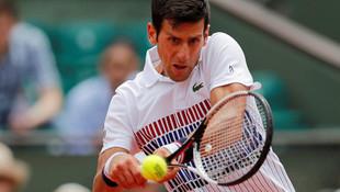 Djokovic hata yapmadı