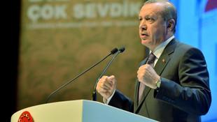 Erdoğan'dan teşkilatlarına mesaj