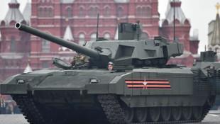 Rusya'nın yeni tankı NATO'yu alarma geçirdi