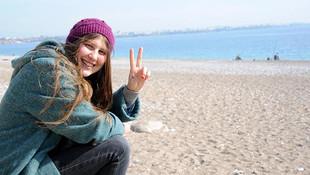 ''Kırmızı fularlı kız'' Rakka'da öldü