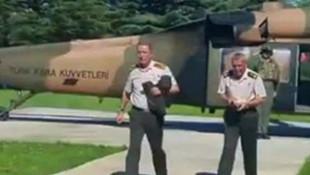 Akar, darbeci Dişli'yi niçin helikopterine aldı ?