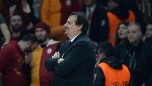 Galatasaray'dan Ergin Ataman'a destek