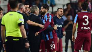 Trabzonspor'da fatura Ersun Yanal'a kesildi