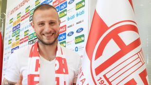 Aydın Karabulut Antalyaspor'da