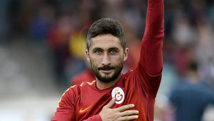 Galatasaray'dan Sabri için teşekkür mesajı