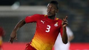 Bursaspor Asamoah Gyan'ı transfer etti