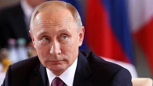Putin'den  Trump'a destek !