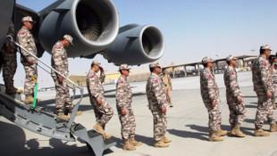TSK, Katar'a asker ve zırhlı araç sevkiyatı yaptı