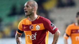 Galatasaray Tete için Ajax'a Sneijder'i önerdi