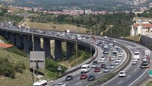 İstanbul trafiği boş kaldı