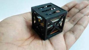 En küçük uydu uzaya gönderildi