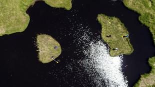 Erzurum'un yüzen adaları