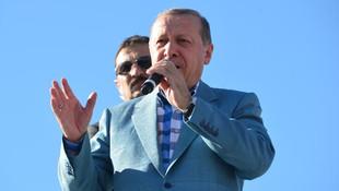 Erdoğan: ''Asla müsaade etmeyeceğiz''