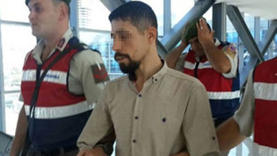 Şortlu kıza saldıran Ercan K. böyle görüntülendi