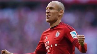 Fenerbahçe'den Robben'e yıllık 5 milyon euro