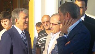 Abdullah Gül'e Cumhurbaşkanı Erdoğan'ın rahatsızlığı soruldu