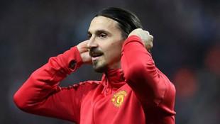 Ibrahimovic atağı taraftarları heyecanlandırdı