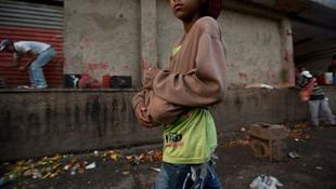 Çarpıcı fotograflarla Venezuela'da hayat