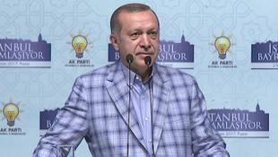 Erdoğan: ''Bu NATO'nun yeniden gözden geçirilmesi lazım''