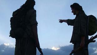 Karadeniz'deki PKK'lı teröristler deşifre edildi