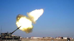 TSK, Afrin'deki YPG hedeflerini bombaladı