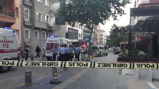 Ankara'da gece kulübünde dehşet ! Kurşun yağdırdılar