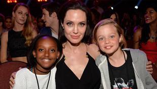 Brad Pitt ve Angelina Jolie'nin kızları cinsiyet değiştiriyor
