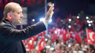 Sosyal medyanın da lideri Erdoğan