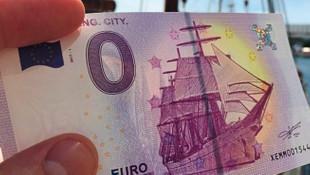 Almanya 0 euroluk banknotları piyasaya sürdü !