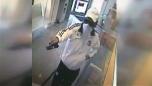 Şişli'de banka soygunu