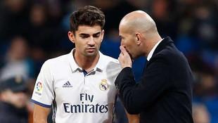 Zidane'dan sürpriz karar ! 3 yıllık İmzayı attı