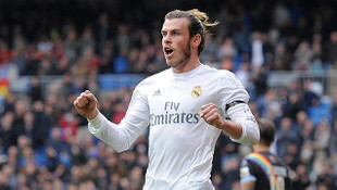 Bale, Manchester United'i reddetti