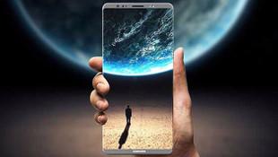 Galaxy Note 8'in ilk görüntüleri sızdırıldı