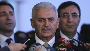Yıldırım'dan Barzani'ye çok sert sözler