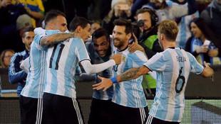 Arjantin'den Brezilya'ya altın gol !