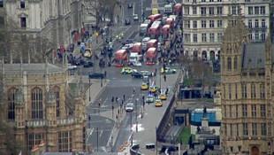 İngiltere'de parlamento tahliye ediliyor