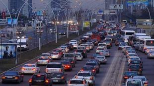 Ankara'da 15 Temmuz'da bu yollar trafiğe kapatılacak