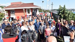 Beşiktaş Belediyesi'nden 15 Temmuz Demokrasi Anıtı
