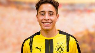 Emre Mor Dortmund'da kalacak !