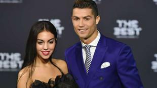 Ronaldo'nun kız arkadaşı gelinlik hesaplarını takibe aldı