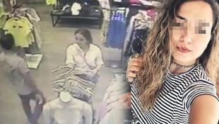 Mağazada iğrenç taciz ! Genç kız Twitter'dan paylaştı