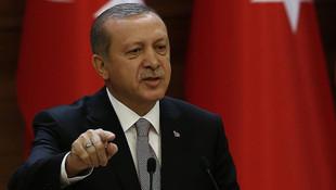 Erdoğan: Kimse seyirci kalmamızı beklemesin